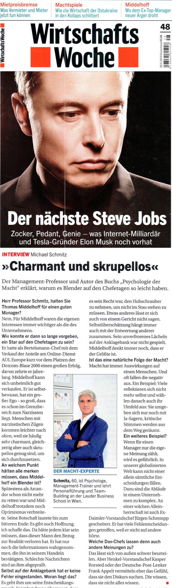 Wirtschaftswoche-Middelhoff-Hoch