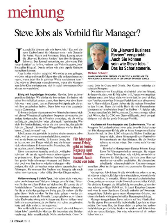 Vorbild-Jobs